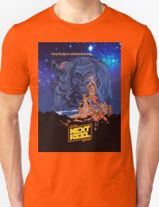 The Next Reel 2016 Commemorative T-Shirts, Bags, Pillows, Journals, Stickers and more! Unisex T-Shirt
