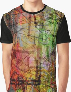 the city 44 Graphic T-Shirt