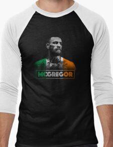 Conor McGregor (Tri) Men's Baseball ¾ T-Shirt