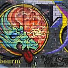 Street Art Melbourne #109 by bekyimage