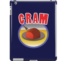 CRAM iPad Case/Skin
