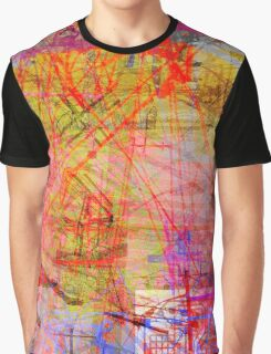 The city 35a Graphic T-Shirt