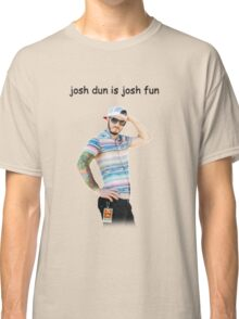 josh dun is josh fun Classic T-Shirt