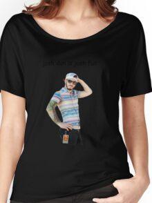 josh dun is josh fun Women's Relaxed Fit T-Shirt