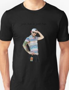 josh dun is josh fun T-Shirt