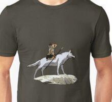 Mononoke riding. Unisex T-Shirt