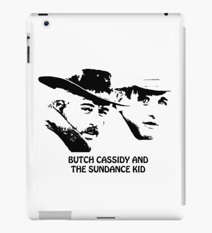 Butch Cassidy and the Sundance Kid iPad Case/Skin