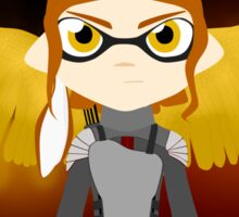 Splatoon - The Hunger Games Sticker