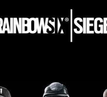 Rainbow 6 Sticker