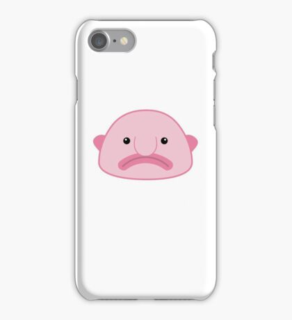 Blobfish iPhone Case/Skin