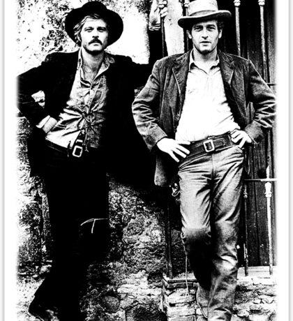 Butch Cassidy and the Sundance Kid 2 Sticker