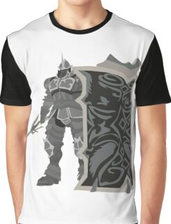 Demon's Souls - Tower knight  Graphic T-Shirt