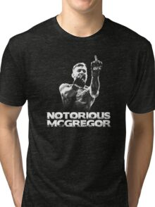 Notorious McGregor Tri-blend T-Shirt