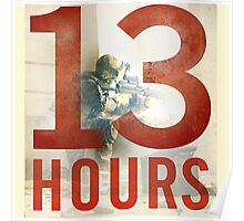 13 hours movie Poster