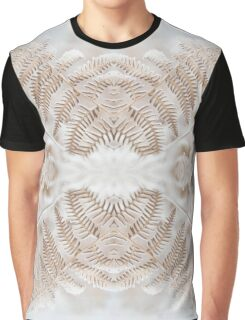 Frosted Fronds III Graphic T-Shirt