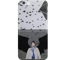 Silhouette Cas iPhone Case/Skin