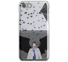 Silhouette Cas iPhone Case/Skin