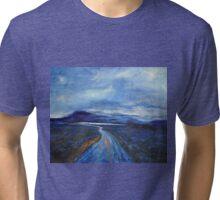 Path Less Travelled Tri-blend T-Shirt