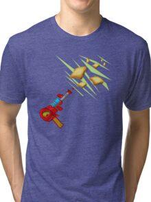 Toast Zappa by Anne Winkler Tri-blend T-Shirt