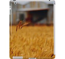 Wheat Farm iPad Case/Skin