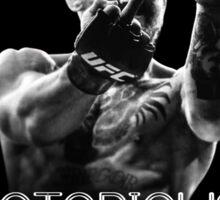Notorious Conor McGregor (Frame) Sticker