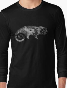 Linux SUSE Long Sleeve T-Shirt