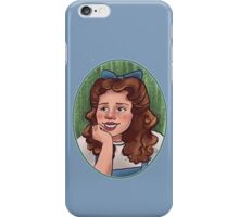 Miss D. Gale iPhone Case/Skin