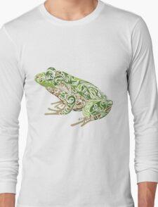Beautiful Frog Long Sleeve T-Shirt
