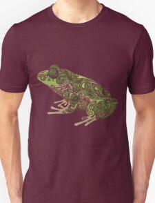 Beautiful Frog Unisex T-Shirt
