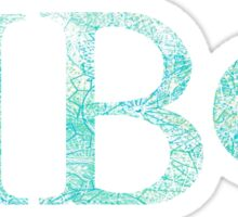 Pi Beta Phi - Beach Sticker