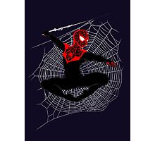 Ultimate Spider-Man IV  Photographic Print