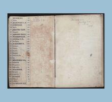 Civil War Maps 2145 Maps of Virginia Kids Tee