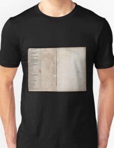 Civil War Maps 2145 Maps of Virginia Unisex T-Shirt