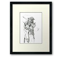 Alphonse Elric - Fullmetal Alchemist Framed Print