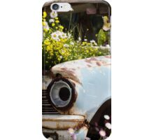 This car is going no where iPhone Case/Skin