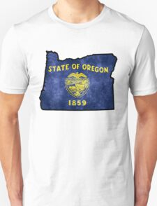 the state of oregon T-Shirt