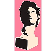 Floral Shoppe - Helios Bust Photographic Print