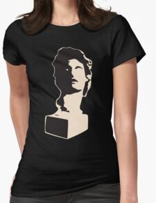 Floral Shoppe - Helios Bust Womens Fitted T-Shirt
