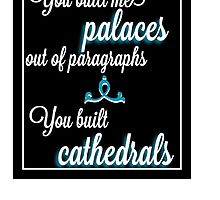 you built me palaces by sarabbz