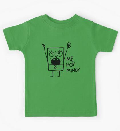 Spongebob: Doodlebob Kids Tee