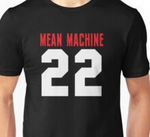 Burt Reynolds 22 Paul Crewe Mean Machine Convicts Football Shirt Unisex T-Shirt
