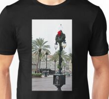 Combining Streetlight and Phone in New Orleans Unisex T-Shirt