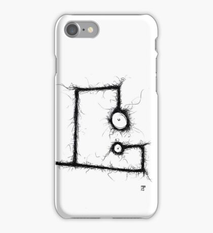 creatures from the drain raw austin 2 iPhone Case/Skin