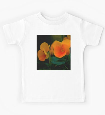 Slice of Orange Kids Tee