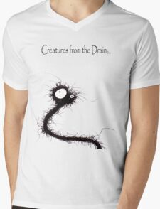 The Creatures From The Drain 30 Mens V-Neck T-Shirt