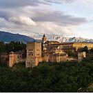 La Alhambra by Mark Prior