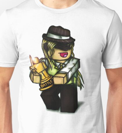Famous Girl Blox Unisex T-Shirt