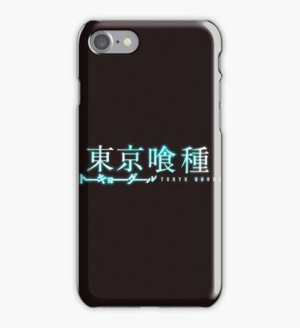 tokyo ghoul 27 iPhone Case/Skin