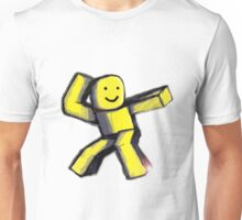 Yellow Blox Unisex T-Shirt