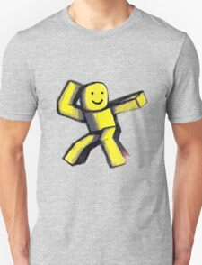 Yellow Blox T-Shirt